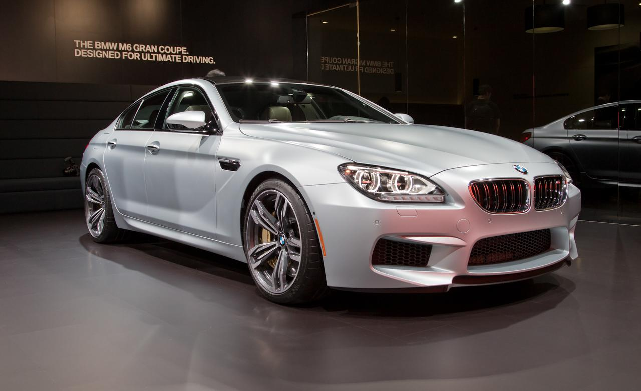 bmw m6 gran coupe gentleman 39 s choice automobile for life. Black Bedroom Furniture Sets. Home Design Ideas