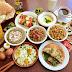 Breakfast do Oriente Médio- Café da manhã árabe