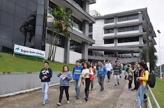 Teresópolis recebe candidatos e familiares para vestibular de Medicina do UNIFESO