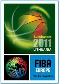 BALONCESTO-Europeo de Lituania (31/8/2011-18/9/2011)