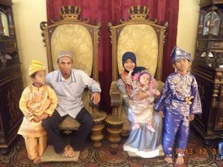 Wisata Liburan bersama keluarga