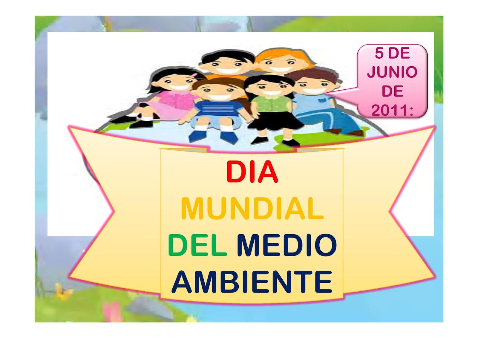 DIA MUNDIAL DEL MEDIO AMBIENTE: CUENTO PARA NIÑOS ~ CORRE SALTA Y