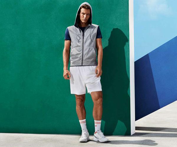 Tomas Berdych HyM colección tenis