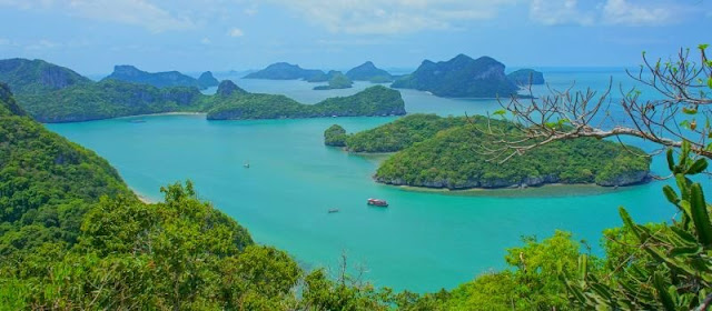 Fast Facts About Angthong National Marine Park, Thailand