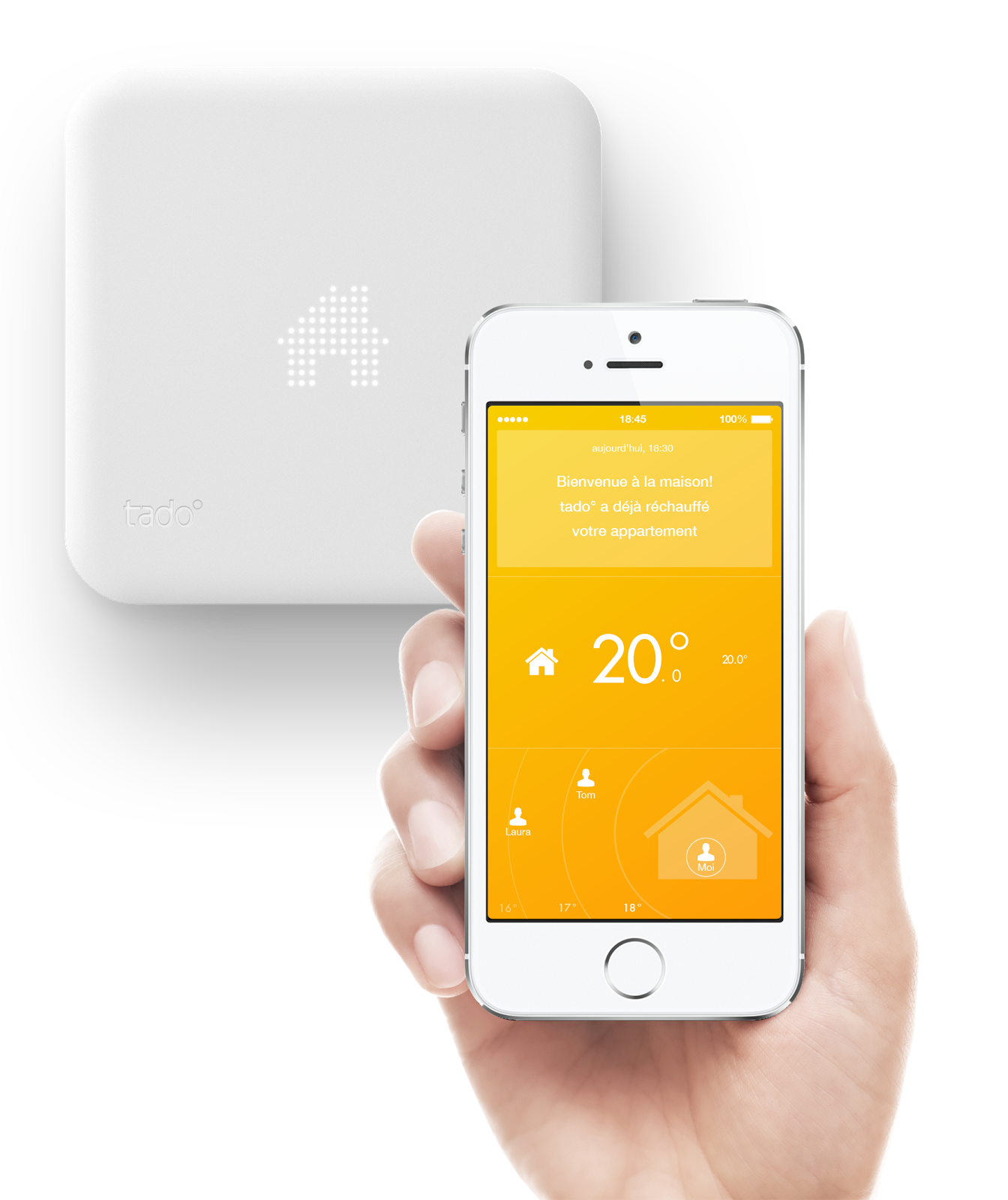 Comparatif quel thermostat connect choisir elyotherm - Thermostat radiateur chauffage central ...