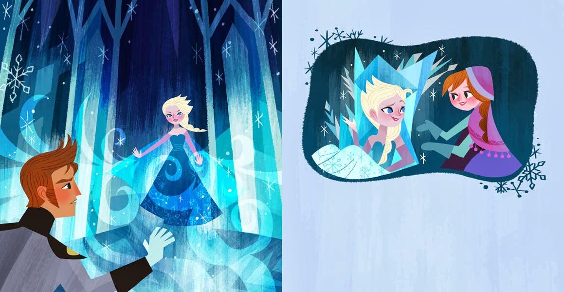 Frozen Elsa's Mother