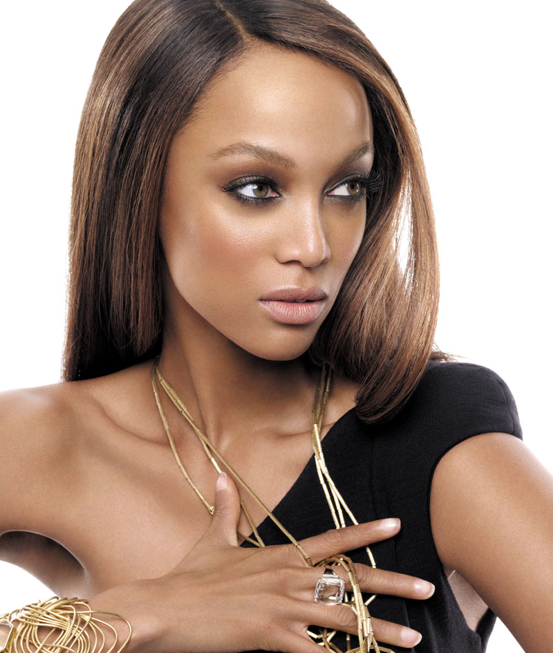 Tyra Banks Teenager: Miss Eva : Model Crush: Tyra Banks