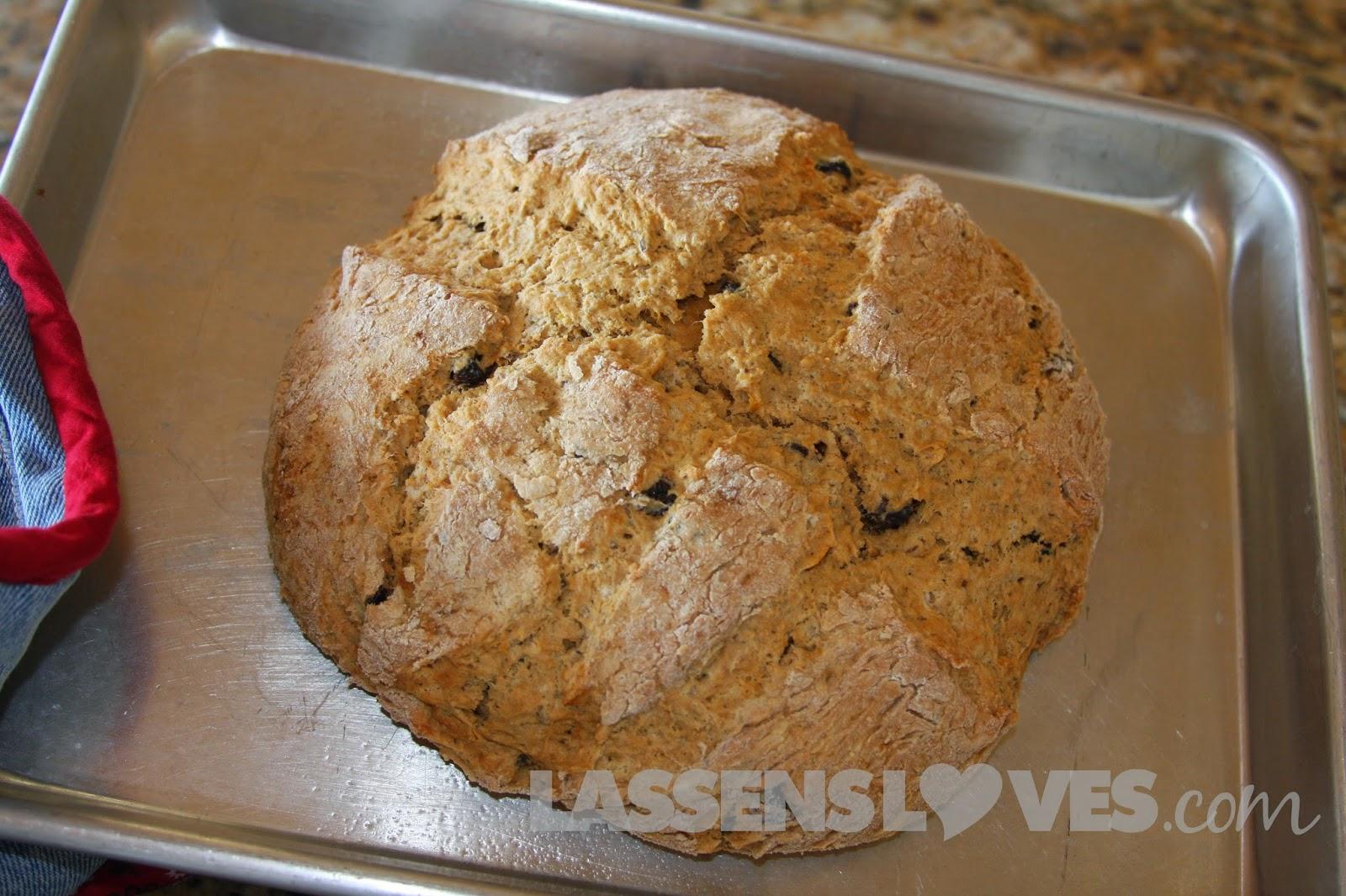 Irish+Soda+Bread, Healthy+Irish+Soda+Bread