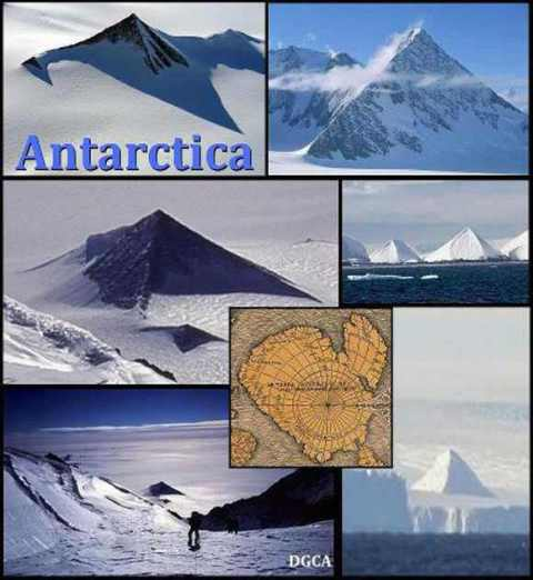 truth about antarctic pyramids and ancient civilizations