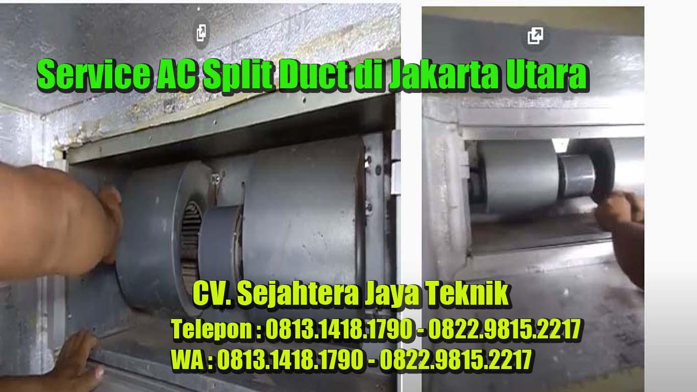 Service AC Split Duct Jakarta Utara