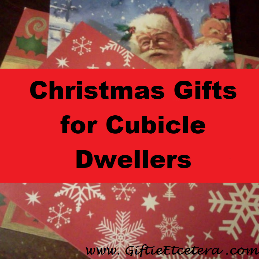 Affordable Gifts For Cubicle Dwellers