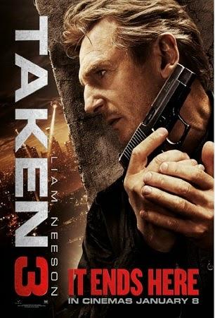 النجم Liam Neeson في فيلم الأكشن المنتظر بشدة Taken 3 + Torrent + Online