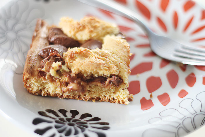 Rolo Cookie Bar Recipe