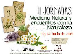 III Jornadas de medicina Natural