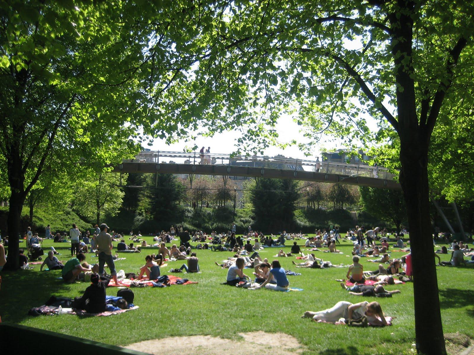 Jeffnlia Paris Parks