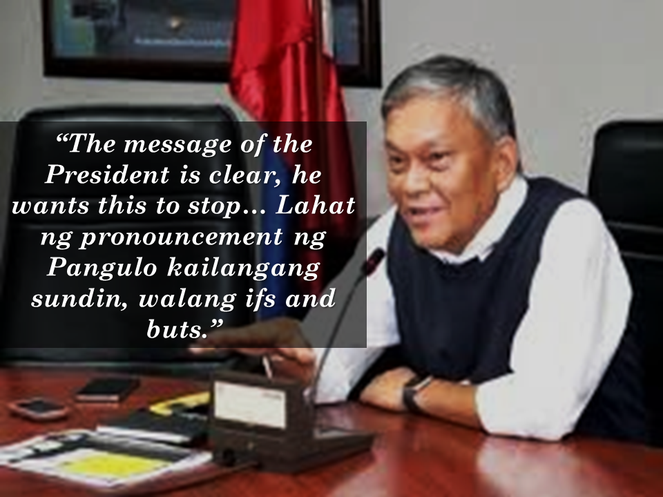 "In compliance with what President Duterte said, the airport authorities said they would stop baggage theft, ""no ifs and buts."" DOTr Secretary Arthur Tugade ordered wearing of body cameras to all employees with direct access to passenger baggage. CCTV cameras will also be installed in all areas where baggage and containers pass through from the plane to the airport and vice versa. President Rodrigo Duterte warned airport officials that he would fire them should there be another case of luggage pilferage, like what happened to the two returning OFWs at Clark International Airport. Sponsored Links MIAA General Manager Ed Monreal said that all pronouncements of the President must be followed, no ifs and buts. MIAA will also no longer renew its contract with service provider MIASCOR as ordered by the President.The company was given 60 days to wind down operations according to Monreal. View image on Twitter Read More: Comparison Of Savings Account In The Philippines: Initial Deposit, Maintaining Balance And Interest Rates Per Annum Mortgage Loan: What You Need To Know Passport on Wheels (POW) of DFA Starts With 4 Buses To Process 2000 Applicants Daily Did You Apply for OFW ID and Did You Receive This Email? Jobs Abroad Bound For Korea For As Much As P60k Salary Command Center For OFWs To Be Established Soon ©2018 THOUGHTSKOTO www.jbsolis.com SEARCH JBSOLIS, TYPE KEYWORDS and TITLE OF ARTICLE at the box below"