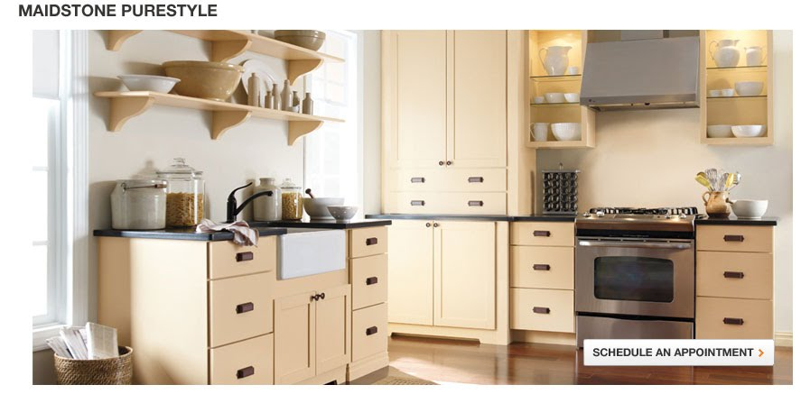 Grace Leads Me Home: Kitchen Cabinets