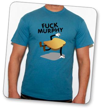 camiseta ley de Murphy en tuestilo.net