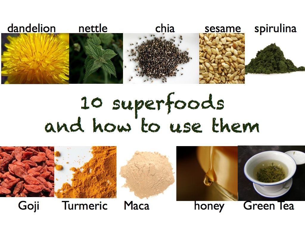 best super foods Canadian living is the #1 lifestyle brand for canadian women get the best recipes, advice and inspired ideas for everyday living.