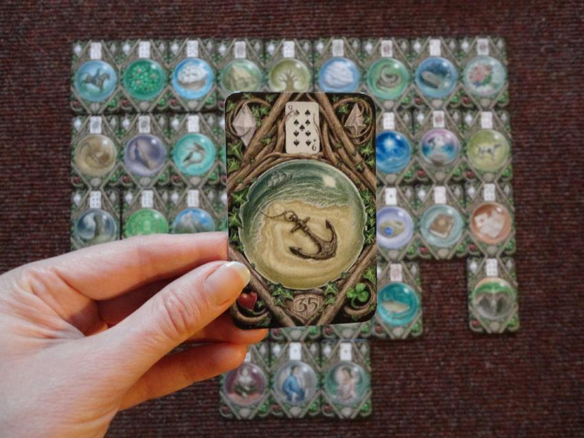Symboles modifiés dans les cartes PL Anchor