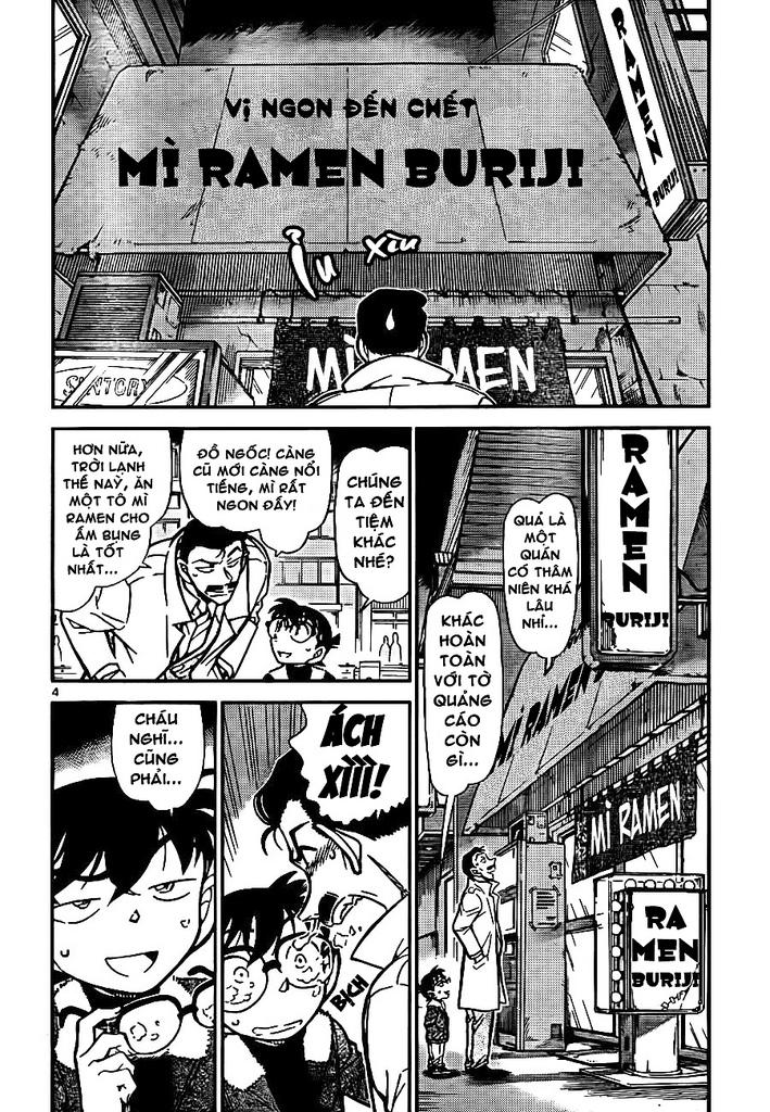 Thám Tử Lừng Danh Conan - Chapter 765 - Pic 4