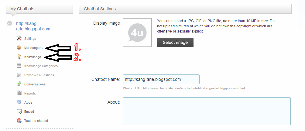 chatbot4u