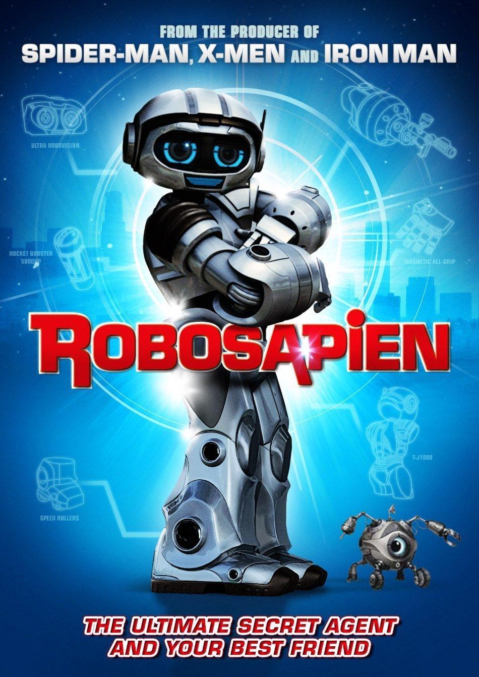 Robosapien rebooted 2013 pelicula hd online