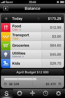 Saver ~ Control your Expenses IPA 1.0.6