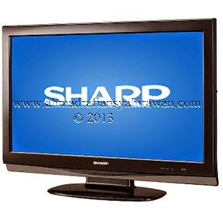 Cara Memperbaiki Kerusakan Pada TV SHARP Untuk Beberapa Model