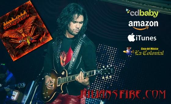Disco-Debut-Julian's-Fire