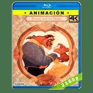La bella y la bestia (25 Aniversario) (1991) EXTENDED 4K Audio Dual Latino-Ingles