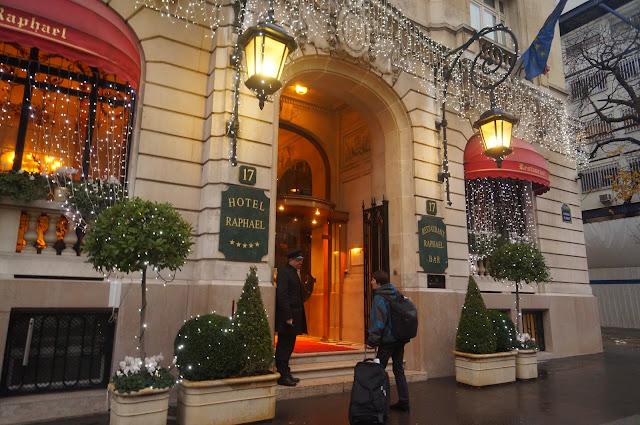 Hotel Raphael (Paris)
