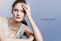 Van Cleef & Arpels SS2016 Ad Campaign