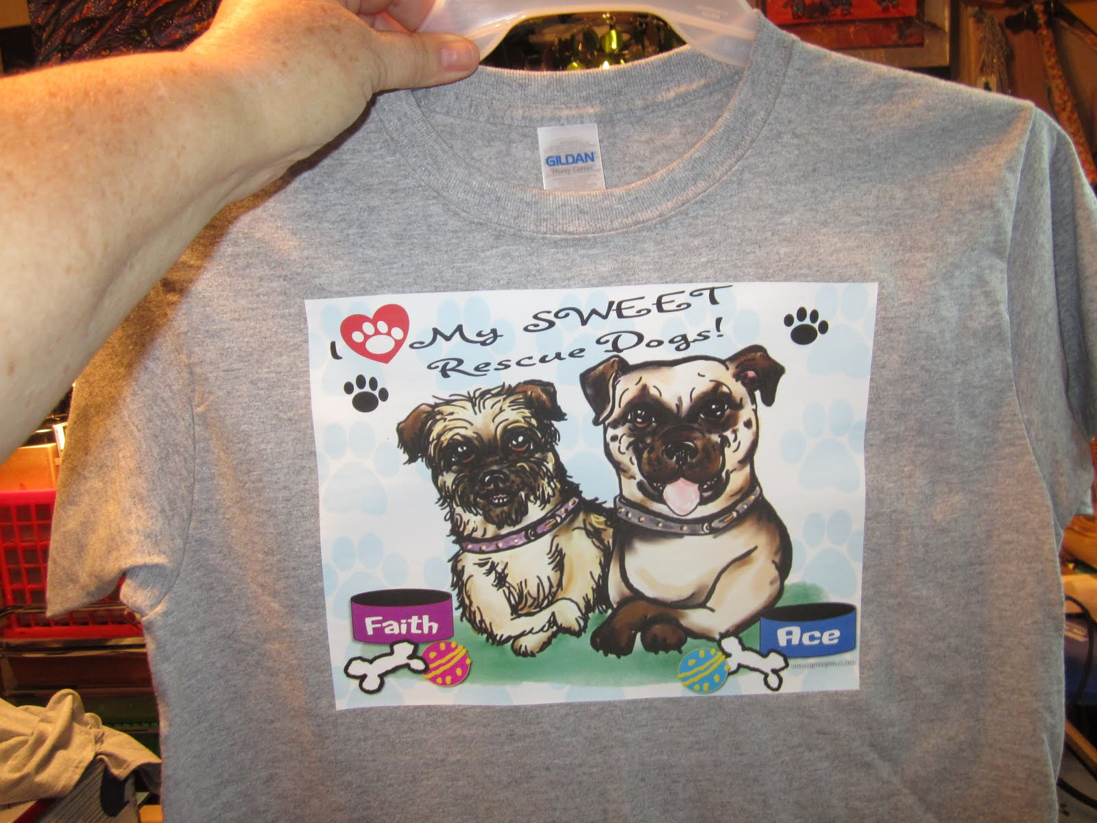 Personalized T Shirts For EveryOne on your Gift Giving List!