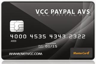 VCC PayPal AVS