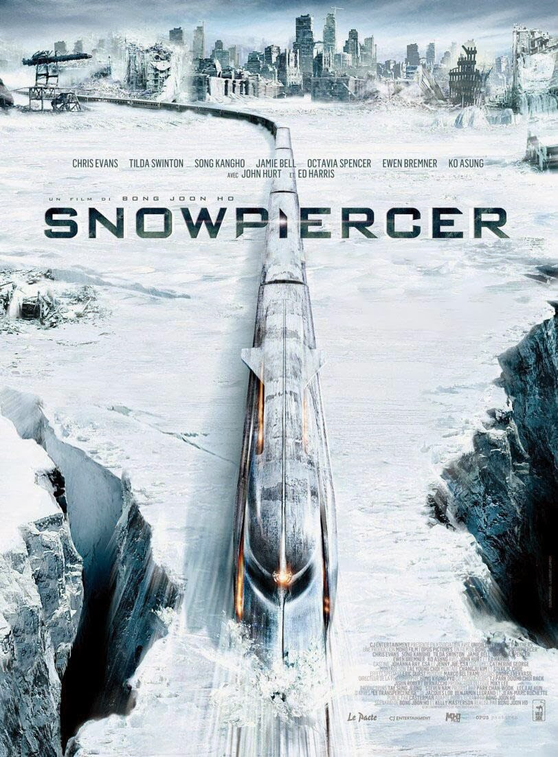 Snowpiercer recensione film