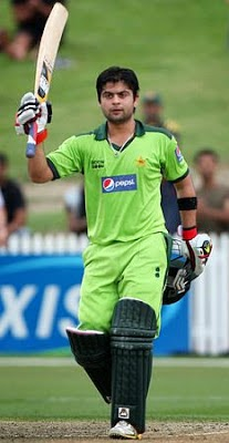 Ahmed Shehzad Star Of Pakistan
