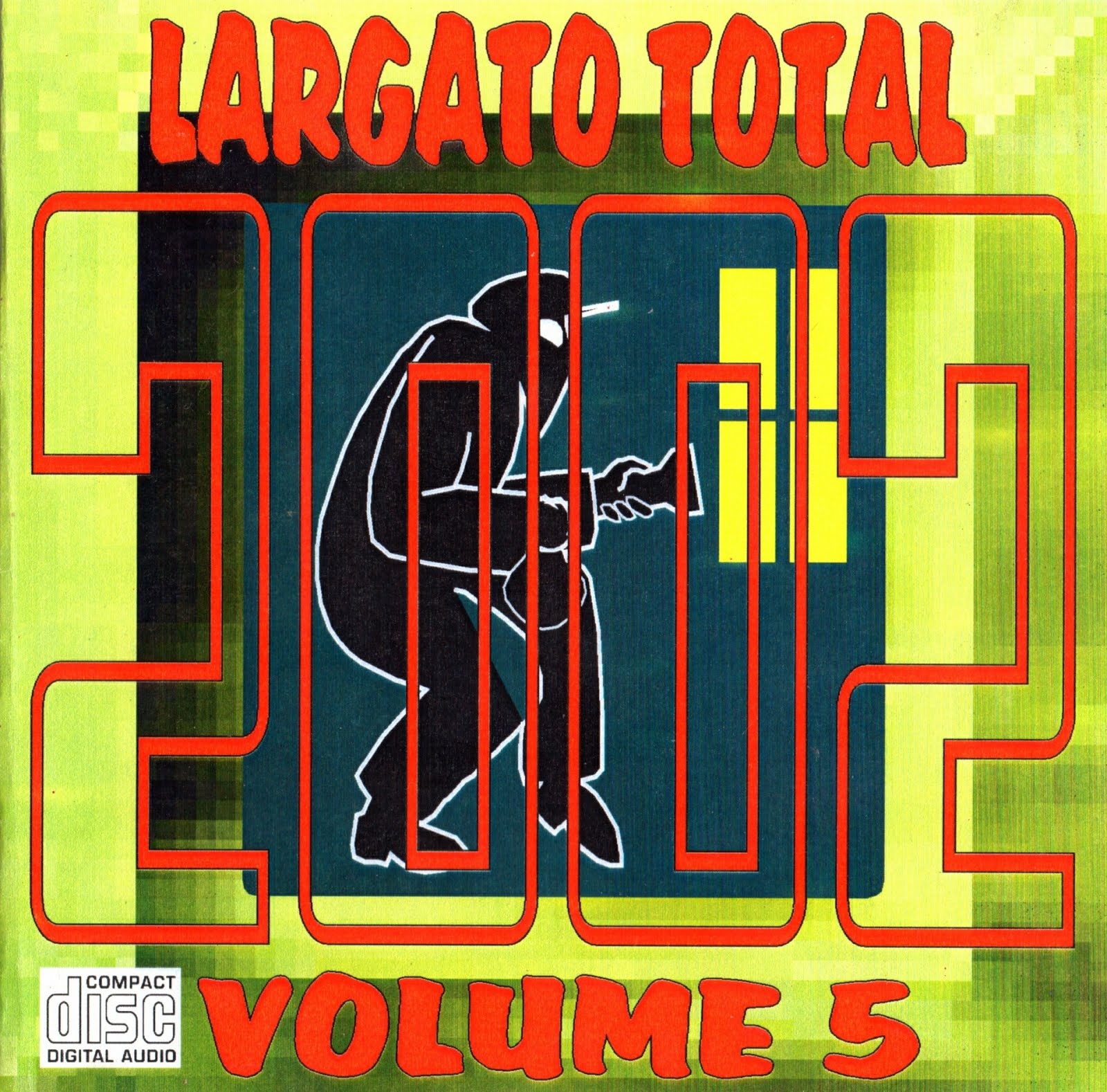 LARGATO TOTAL 2002 VOLUME 5