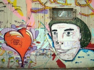 Graffiti Love, Graffiti Corazones