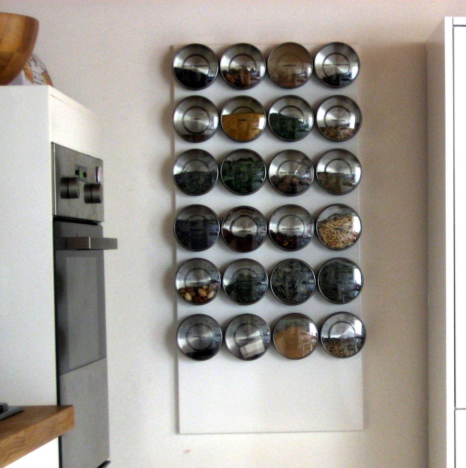 Sorriso a 365 giorni paroladordine organizzare le spezie - Ikea barattoli cucina ...