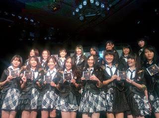 Chord dan Lirik Lagu Refrain Penuh Harapan(Kiboutekki Refrain) dari JKT48