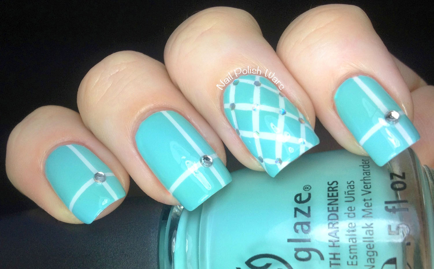 Tiffany and co nail design choice image nail art and nail design tiffany and co nail design images nail art and nail design ideas tiffany and co nail prinsesfo Images