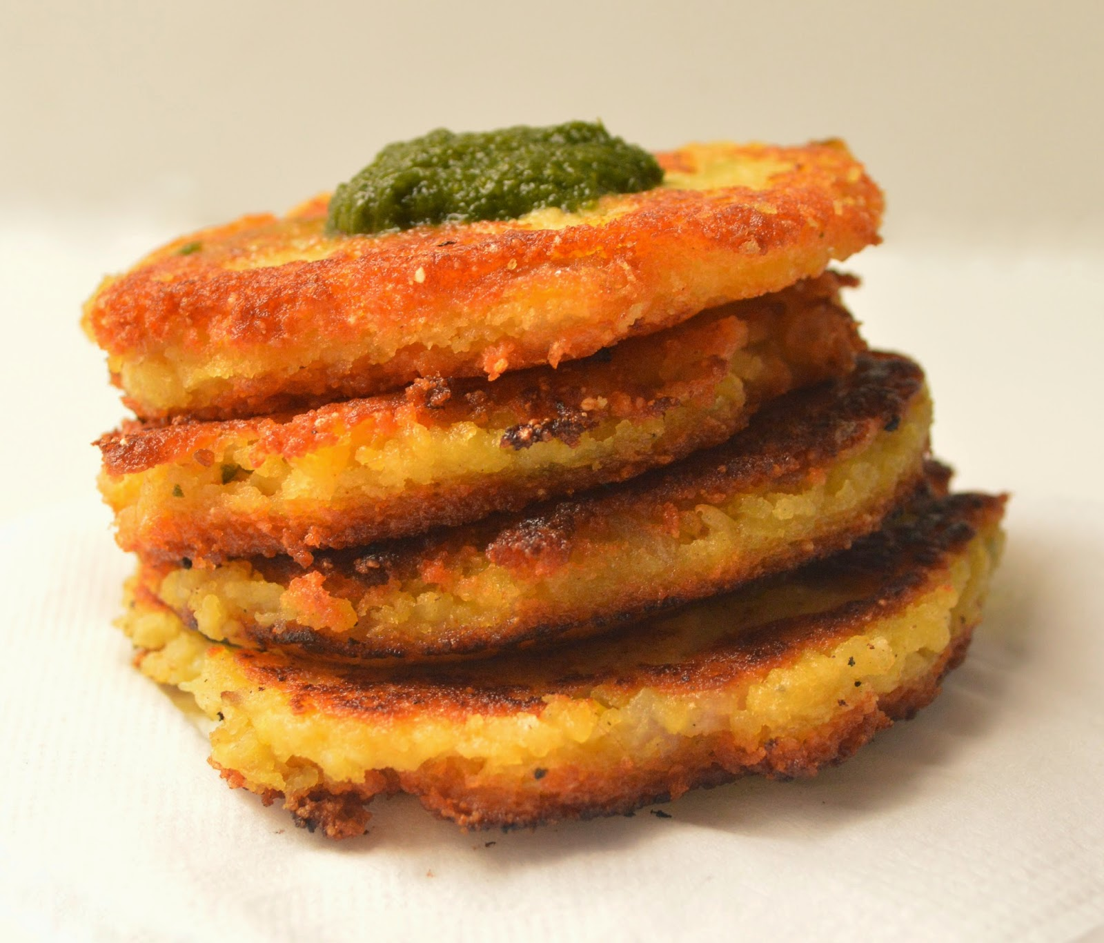 Dal tikki | Indian pancakes