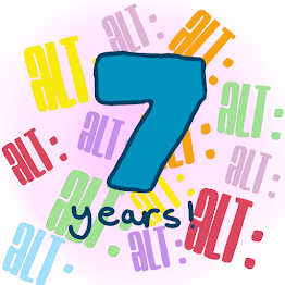 <br>Seven Years of Blogging