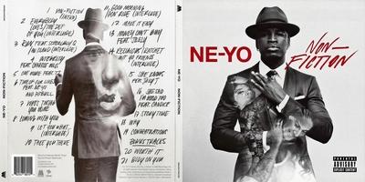 Ne-Yo Non Fiction CD 2015