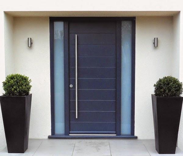 Contoh Model Pintu Rumah Minimalis Modern Terbaru