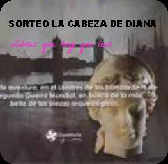 """Sorteo """"La cabeza de Diana"""""""