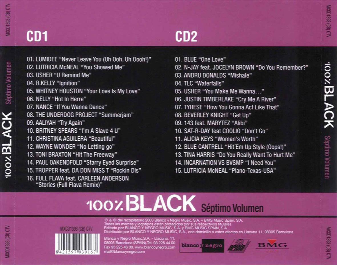 100 black com: