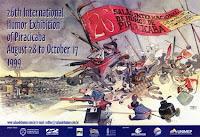 """""""Pamonhas de Piracicaba"""" -  Salão Internacional de Humor - Piracicaba, SP (1999)"""