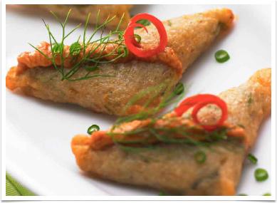 Makanan kontinental macam macam appetizer for Resep canape kontinental